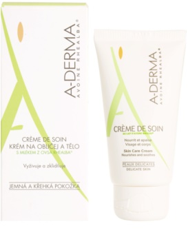 A-Derma Original Care Cream for Sensitive Skin
