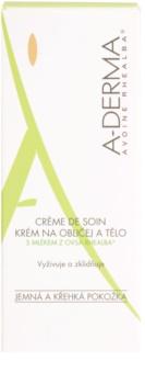 A-Derma Original Care krém pre citlivú pokožku