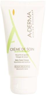 A-Derma Original Care krema za občutljivo kožo