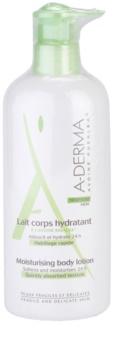 A-Derma Original Care хидратиращо мляко за тяло