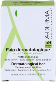 A-Derma Original Care bőrgyógyászati tisztító szappan érzékeny, irritált bőrre