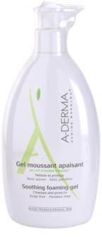A-Derma Original Care pjenasti gel za osjetljivu kožu