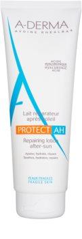 A-Derma Protect AH loção reparadora pós-solar