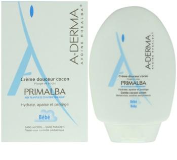 A-Derma Primalba Baby crema protectora para cara y cuerpo