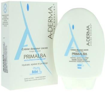 A-Derma Primalba Baby Beschermende Crème  voor Lichaam en Gezicht