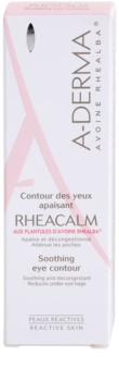 A-Derma Rheacalm Kalmerende Oogcrème