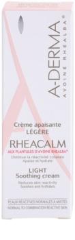 A-Derma Rheacalm nyugtató krém normál és kombinált bőrre
