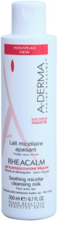 A-Derma Rheacalm lait micellaire nettoyant apaisant