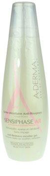 A-Derma Sensiphase AR gel limpiador para pieles sensibles con tendencia a las rojeces