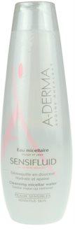 A-Derma Sensifluid acqua micellare detergente per pelli sensibili
