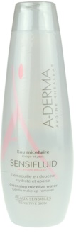 A-Derma Sensifluid micelarna voda za čišćenje za osjetljivo lice
