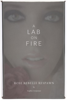 A Lab on Fire Rose Rebelle Respawn toaletná voda unisex 60 ml