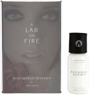 A Lab on Fire Rose Rebelle Respawn toaletní voda unisex 60 ml