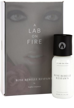 A Lab on Fire Rose Rebelle Respawn toaletna voda uniseks 60 ml