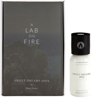 A Lab on Fire Sweet Dream 2003 eau de Cologne mixte 60 ml