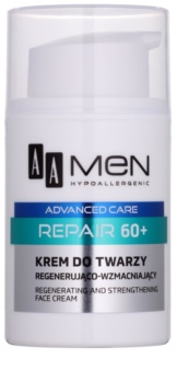 AA Cosmetics Men Advanced Care Vernieuwende Regenerende Gezichtscrème 60+