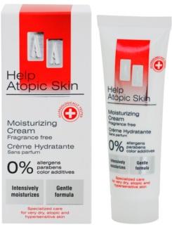 AA Cosmetics Help Atopic Skin krem nawilżający nieperfumowane