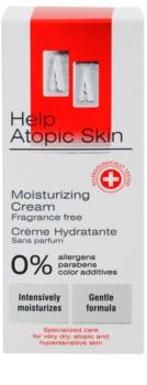 AA Cosmetics Help Atopic Skin crema idratante senza profumazione
