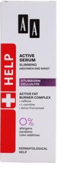 AA Cosmetics Help Stubborn Cellulite serum wyszczuplające na talię i brzuch