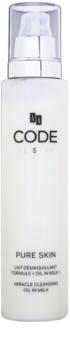 AA Cosmetics CODE Sensible Pure Skin lapte de curatare