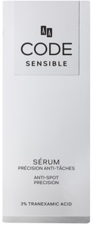 AA Cosmetics CODE Sensible Serum for Pigment Spots Correction