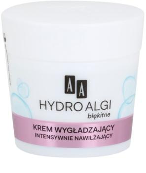 AA Cosmetics Hydro Algae Blue intenzivní hydratační krém proti prvním známkám stárnutí pleti