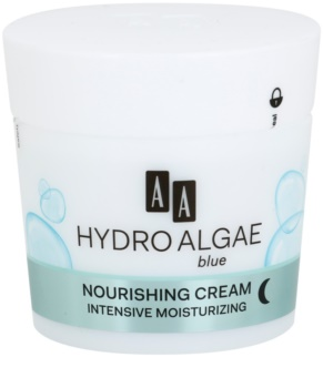 AA Cosmetics Hydro Algae Blue Moisturizing And Nourishing Cream