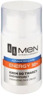 AA Cosmetics Men Energy 30+ energizáló krém az arcra