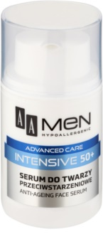 AA Cosmetics Men Intensive 50+ serum protiv starenja kože