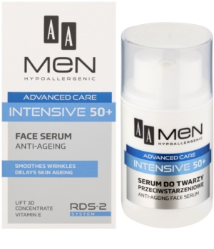 AA Cosmetics Men Intensive 50+ Anti-Aging Serum