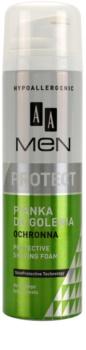 AA Cosmetics Men Protect pěna na holení