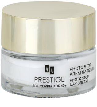AA Prestige Age Corrector 40+ ochranný krém proti stárnutí pleti SPF 15