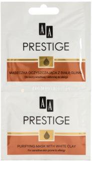 AA Prestige Age Corrector 40+ čisticí maska pro redukci kožního mazu a minimalizaci pórů