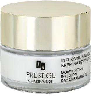 AA Prestige Algae Infusion denní hydratační krém SPF 15