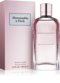 Abercrombie & Fitch First Instinct Eau de Parfum Damen 100 ml