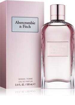 Abercrombie & Fitch First Instinct Eau de Parfum für Damen 100 ml