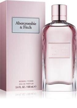 Abercrombie & Fitch First Instinct eau de parfum nőknek 100 ml