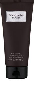 Abercrombie & Fitch First Instinct gel za prhanje za moške 200 ml