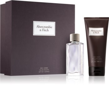 Abercrombie & Fitch First Instinct Gift Set II. (for Men)