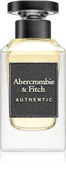 Abercrombie & Fitch Authentic eau de toilette for Men 100 ml
