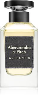 Abercrombie & Fitch Authentic eau de toilette pour homme 100 ml