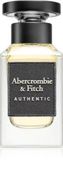 abercrombie & fitch authentic man woda toaletowa dla mężczyzn 50 ml