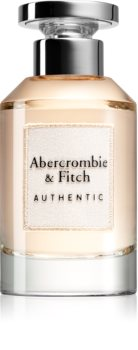 Abercrombie & Fitch Authentic eau de parfum for Women 100 ml