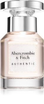 abercrombie & fitch authentic woman woda perfumowana 30 ml