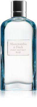 Abercrombie & Fitch First Instinct Blue parfumska voda za ženske 100 ml