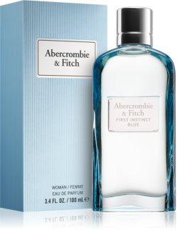 Abercrombie & Fitch First Instinct Blue eau de parfum pentru femei 100 ml