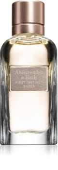 abercrombie & fitch first instinct sheer woda perfumowana dla kobiet 30 ml false