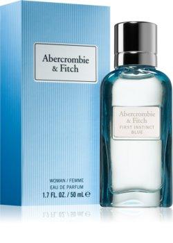 Abercrombie & Fitch First Instinct Blue parfumska voda za ženske 50 ml
