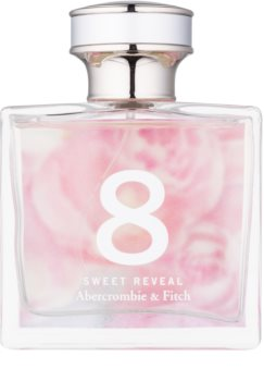 Abercrombie & Fitch 8 Sweet Reveal eau de parfum nőknek 50 ml