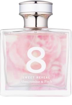Abercrombie & Fitch 8 Sweet Reveal parfumovaná voda pre ženy 50 ml